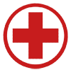 Medical red cross